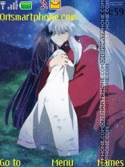 Скриншот темы Inuyasha X Kikyo