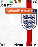 Animated England Z Theme-Screenshot
