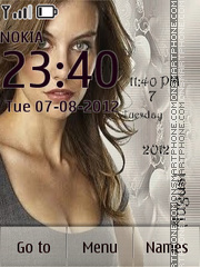 Lauren Cohen theme screenshot