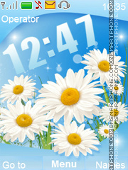 Camomile tema screenshot