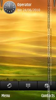 HTC one Theme theme screenshot