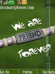 Friend 02 theme screenshot