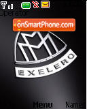 Maybach Exelero 01 theme screenshot