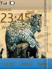 Wild Pussy es el tema de pantalla