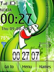 7up Theme theme screenshot