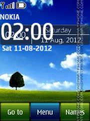 Windows Digital 02 tema screenshot