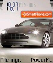 Aston Martin 01 es el tema de pantalla