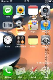 Balls 04 theme screenshot