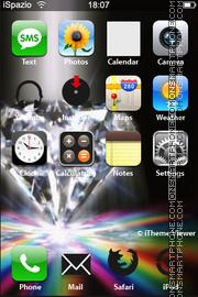 Diamant es el tema de pantalla
