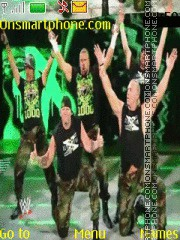 WWE DX Reunion theme screenshot