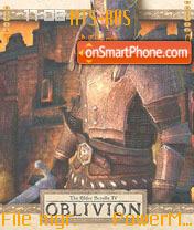 Oblivion Game es el tema de pantalla