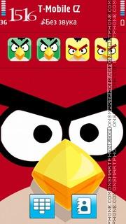 Angry Birds 2017 theme screenshot