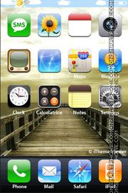 The Bridge 01 theme screenshot