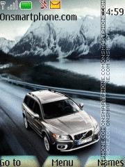 Volvo Xc70 tema screenshot