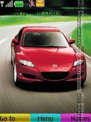 Mazda Rx8 2013 theme screenshot