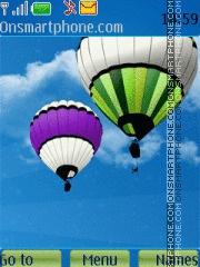 Balloons 03 theme screenshot