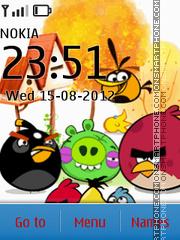 Angry Birds 2018 theme screenshot