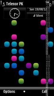 Lumia theme screenshot