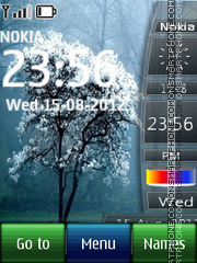 Tree All In One theme screenshot