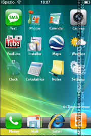 Vista Ultimate Theme theme screenshot