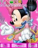 Minnie Mouse 04 theme screenshot