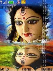 Capture d'écran Maa Durga 02 thème