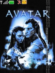 Avatar Movie theme screenshot