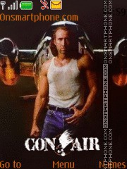 Con Air Nicolas Cage Theme-Screenshot