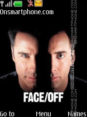 Face Off Nicolas Cage Theme-Screenshot