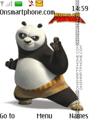 Kung Fu Panda Theme-Screenshot