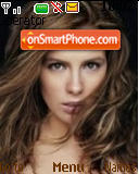 Kate Beckinsale tema screenshot