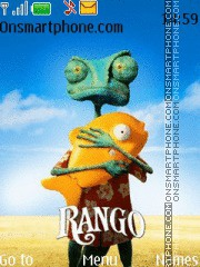 Rango Theme-Screenshot