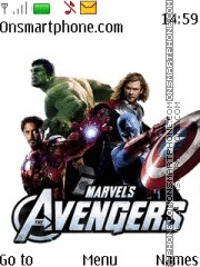 Avengers Assemble Theme-Screenshot