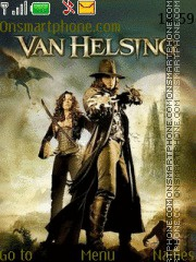Van Helsing Theme-Screenshot