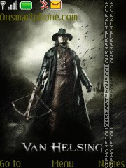 Van Helsing Huge Jackman Theme-Screenshot