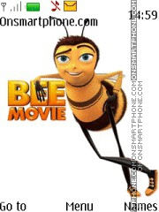 Bee Movie Theme-Screenshot