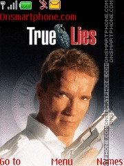 True Lies Theme-Screenshot