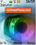 Eye 01 es el tema de pantalla