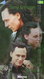 Loki es el tema de pantalla