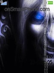 Warcraft theme screenshot