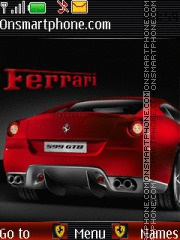 Ferrari Theme-Screenshot