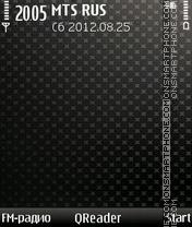 Скриншот темы Canvas