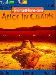 Alice In Chains Dirt es el tema de pantalla