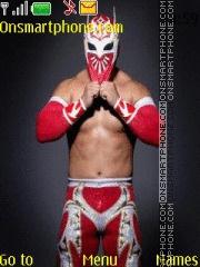 WWE Sin Cara Unmasked tema screenshot