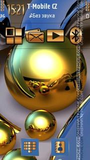Gold 259 es el tema de pantalla