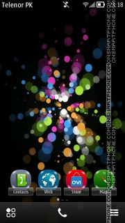 Lumia V2 Sherzaman theme screenshot