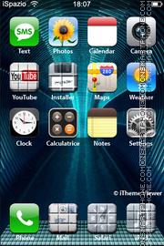 Скриншот темы iTunnel