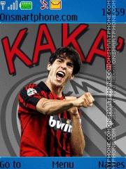 Kaka Brazil theme screenshot