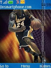 Kobe Bryant es el tema de pantalla
