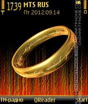 Ring theme screenshot
